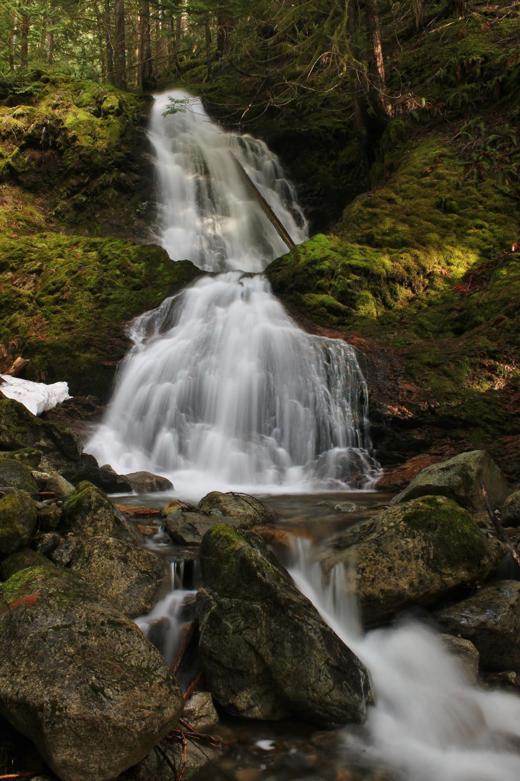Bucket Creek Falls