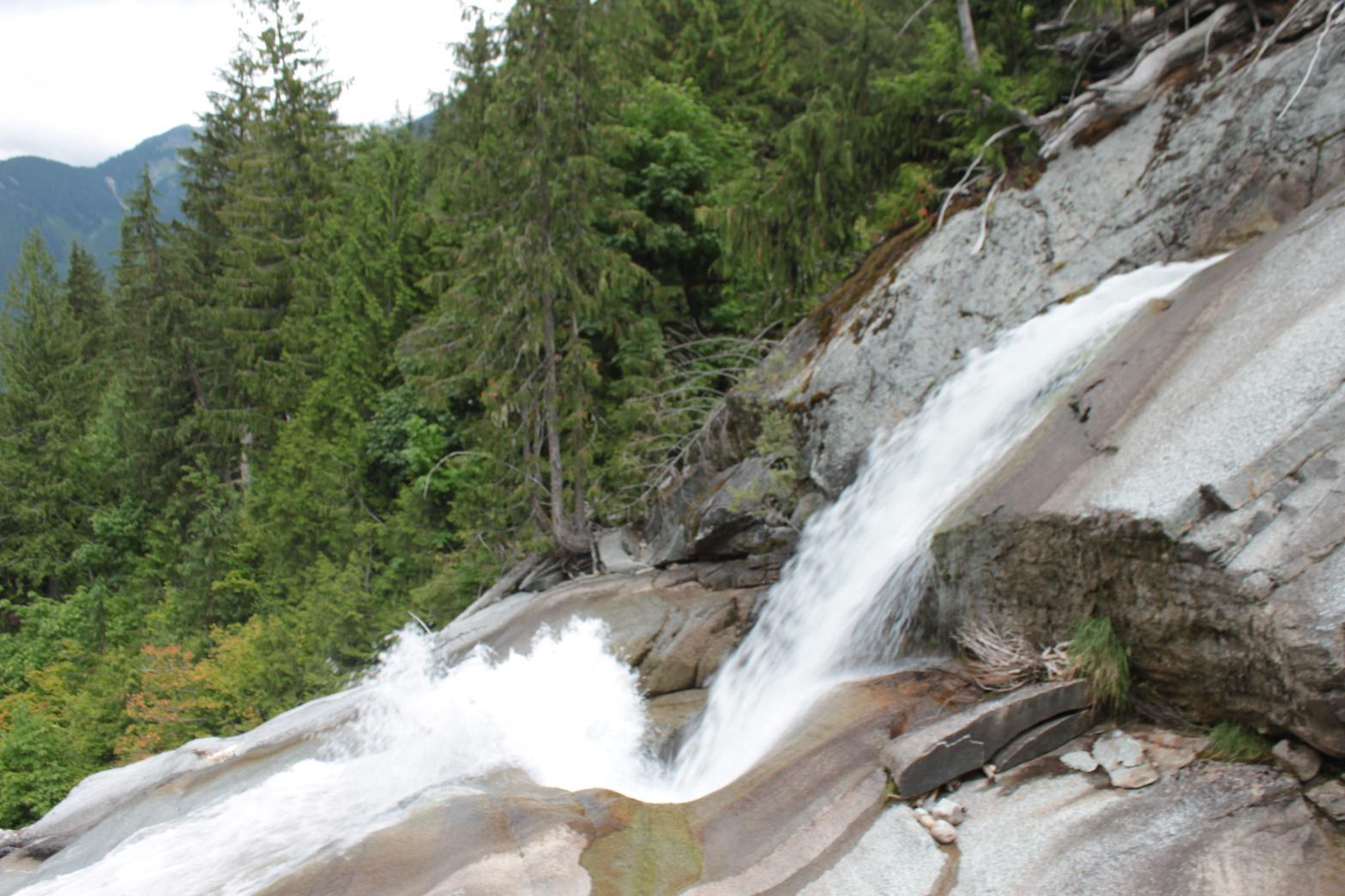 Lower Boston Creek Falls