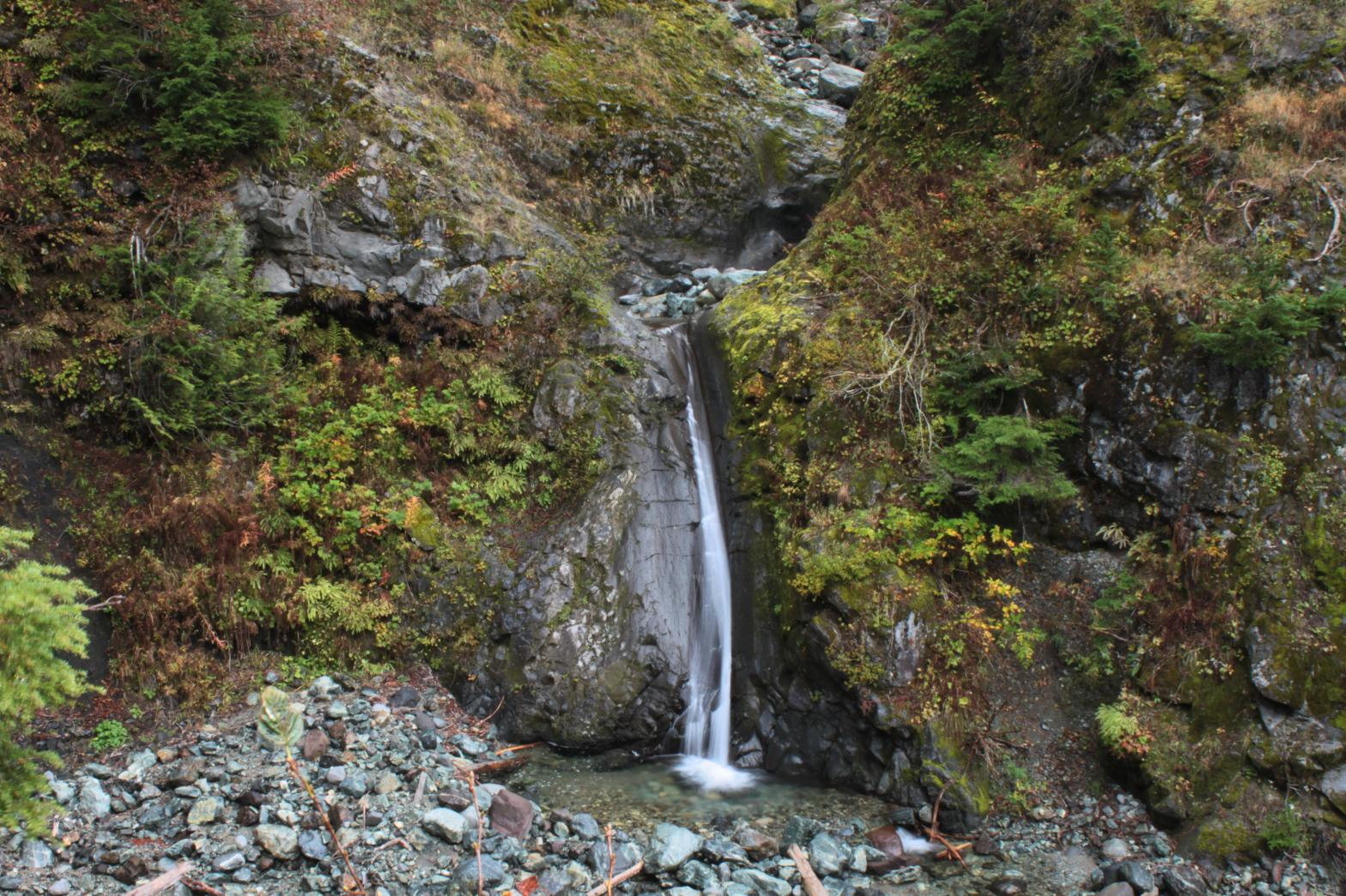 Lower Qanqan Falls